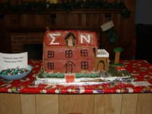 2012 Gingerbread House Competition
